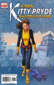 X-Men Kitty Pryde Shadow & Flame